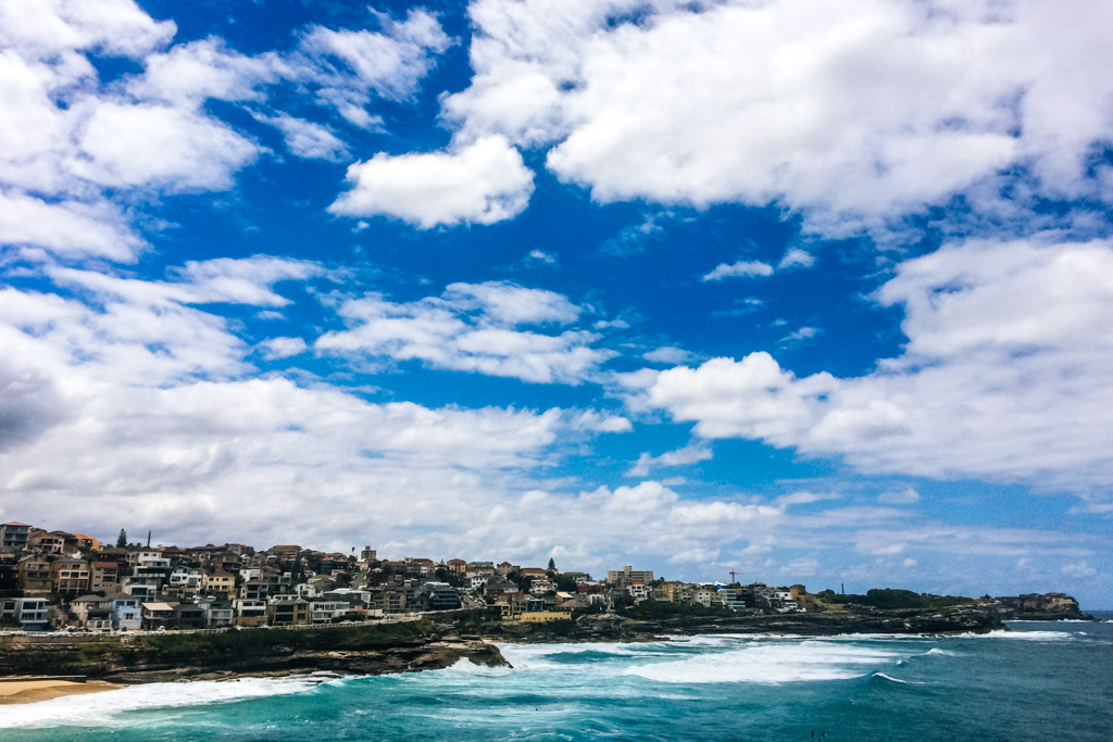 Bondi to Coogee coastal walk