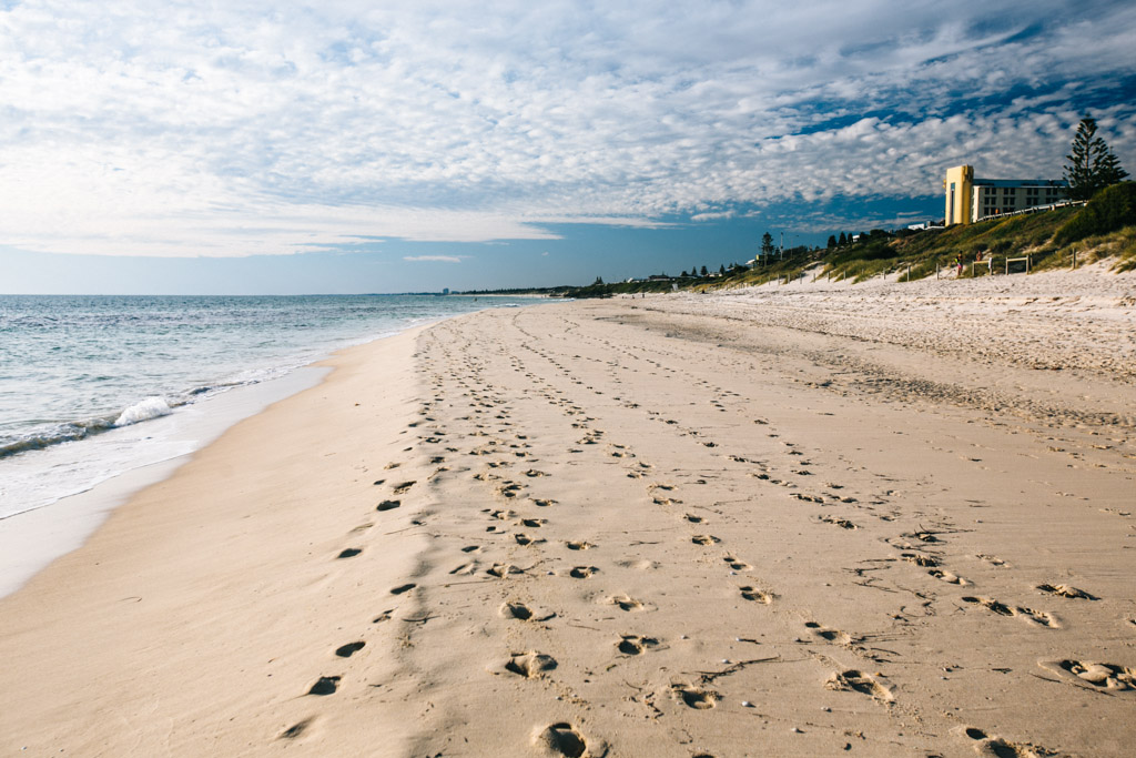 Perth beaches