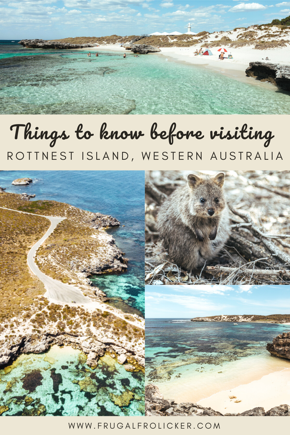 What To Know Before Your Overnight Or Day Trip To Rottnest Island, Western Australia
