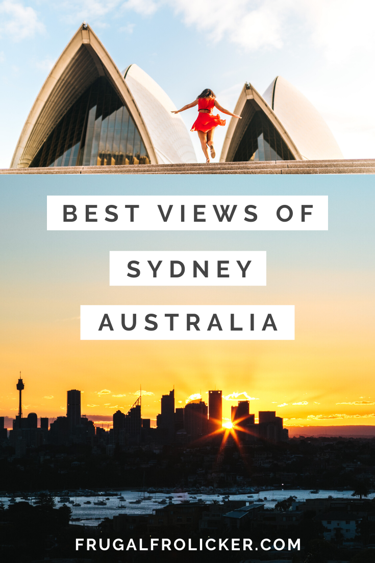 Best Views in Sydney