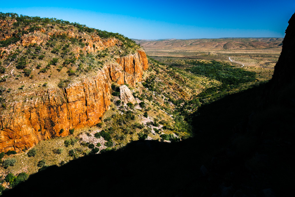 View from Emma Gorge