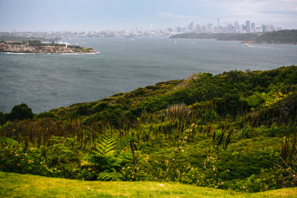 View from North Head, Sydney