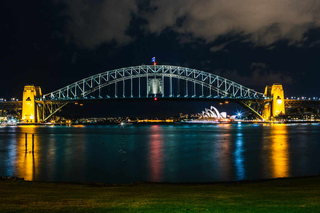 View of Sydney from McMahons Point