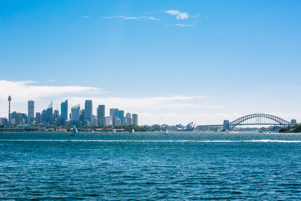 best Sydney views