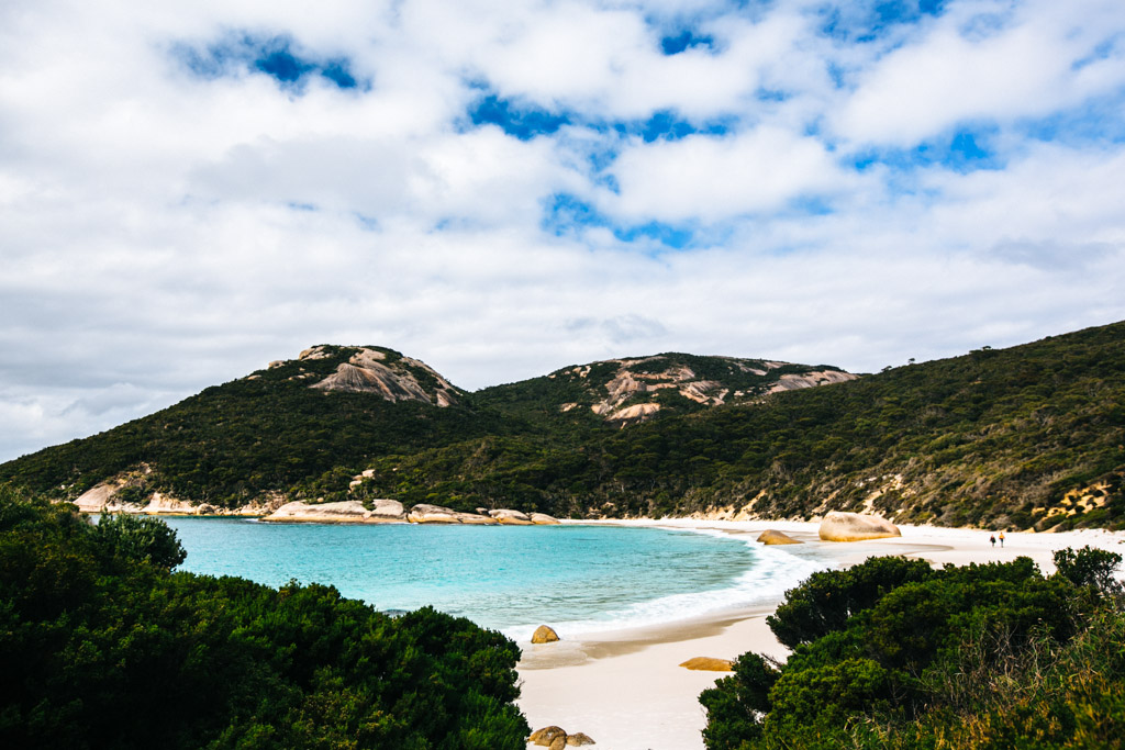 Little Beach in Albany, Australia