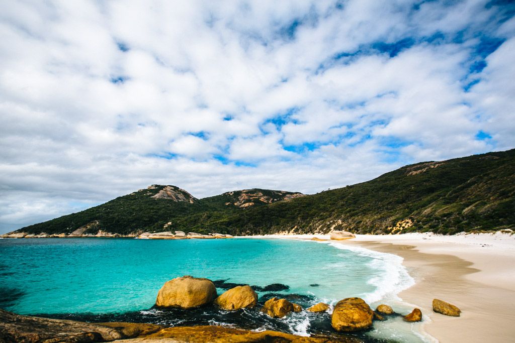 Little Beach in Albany, Western Australia