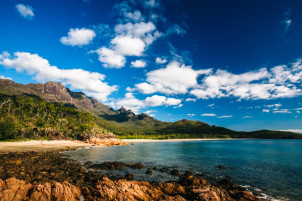 Hinchinbrook Island in Queensland