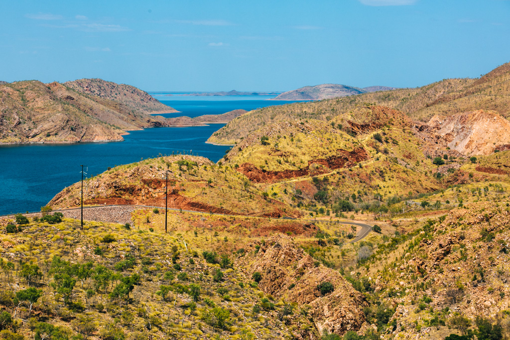 Most beautiful places in Australia: Lake Argyle
