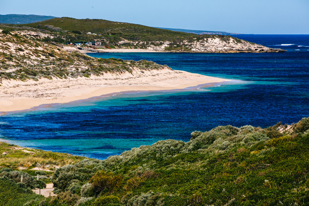 Prevelly Beach in Margaret River, Australia