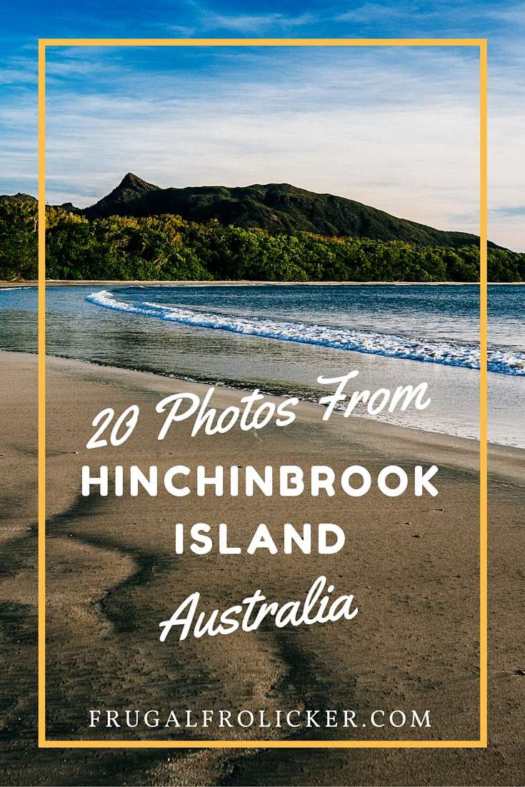 Photos from Hinchinbrook Island