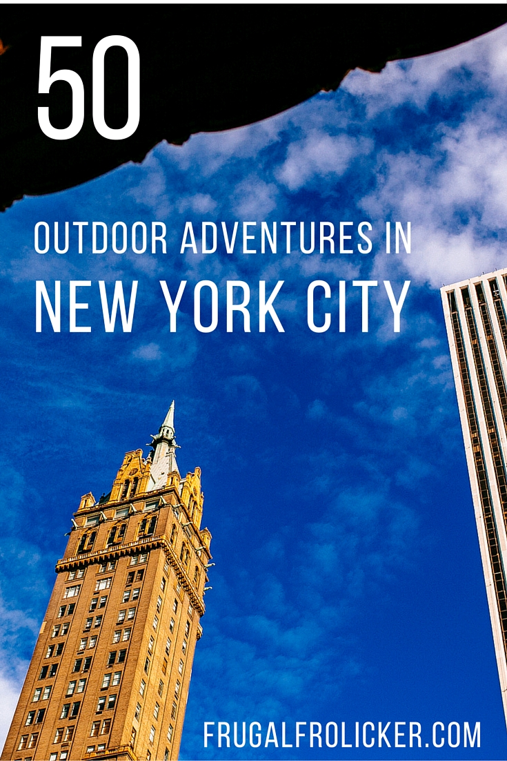 NYC Outdoor Adventures