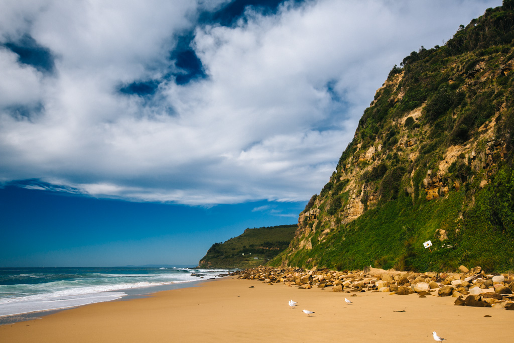 Garie Beach, Royal National Park