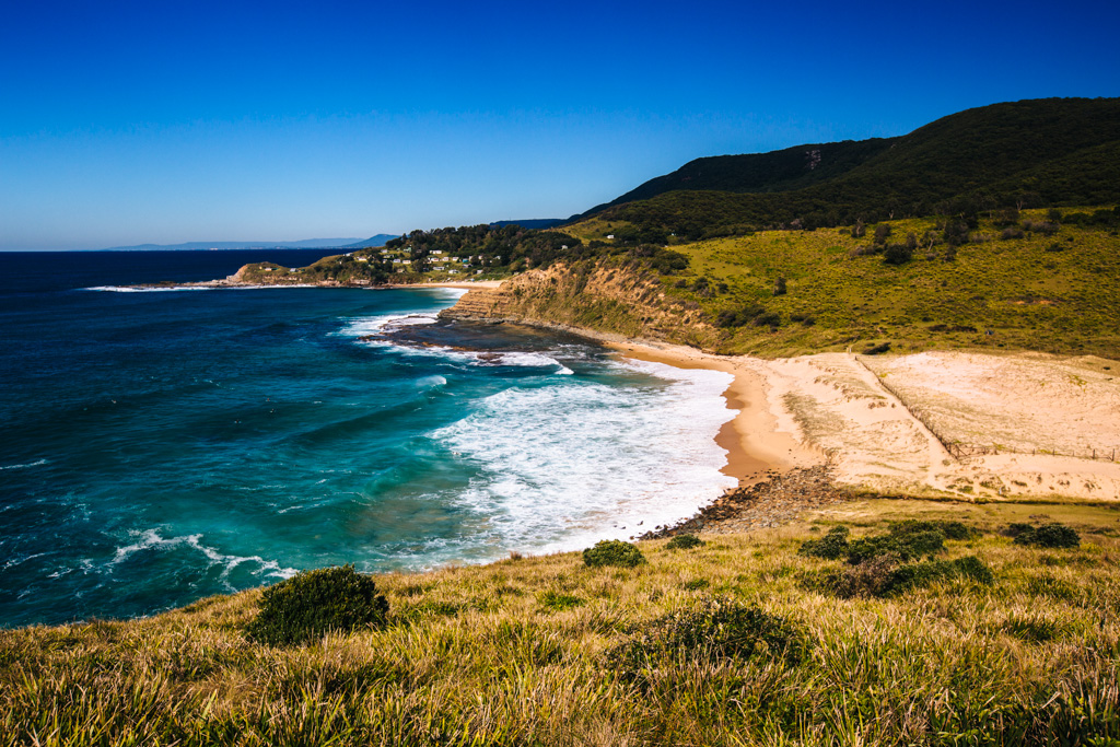 North Era Beach at Royal National Park