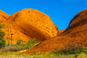 Kata Tjuta in the Red Centre