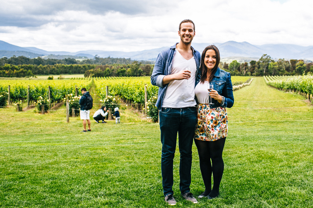 Varra Valley wine tour