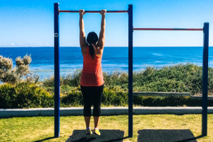 Perth outdoor gym