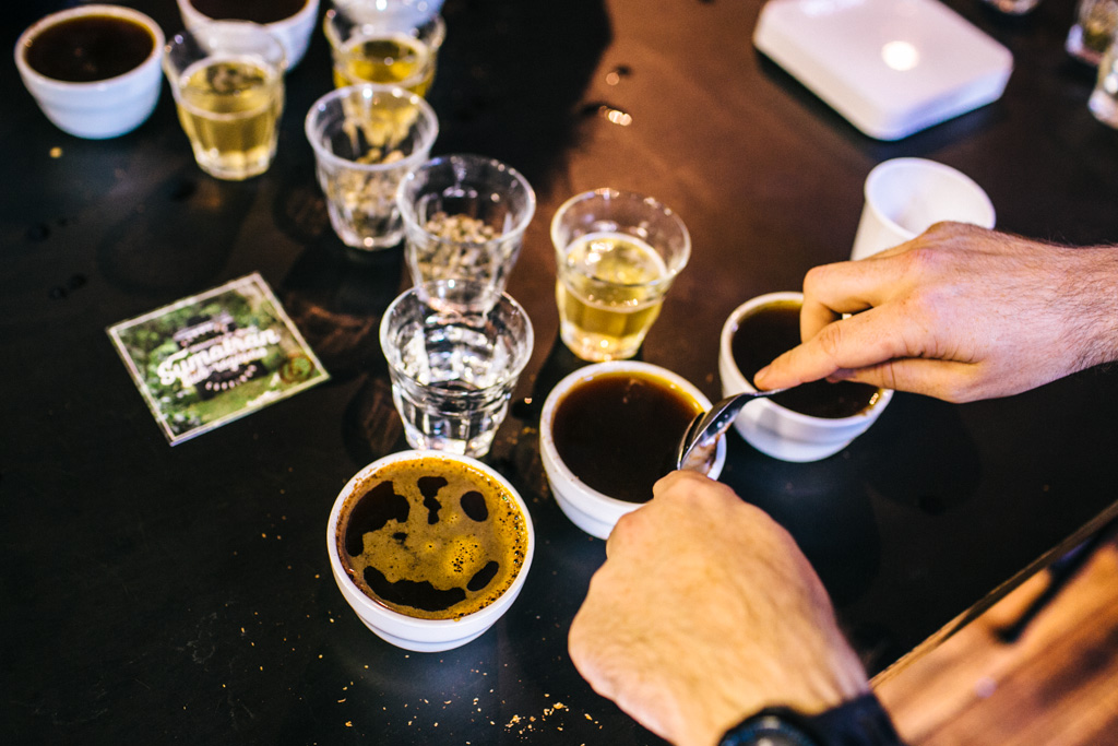 melbourne coffee cupping
