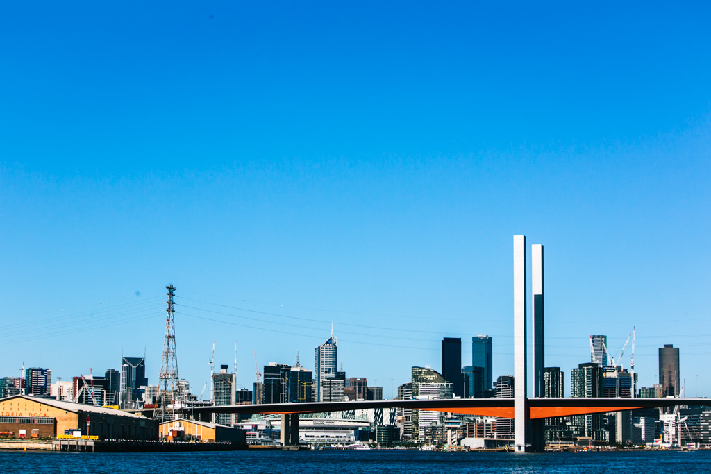 Melbourne boat cruise