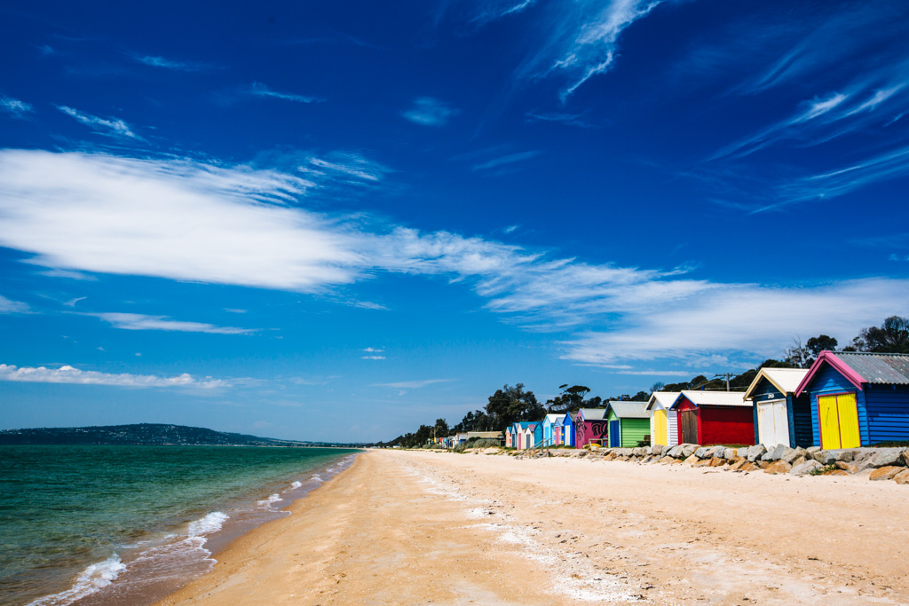 Prettiest places in Australia: Dromana Beach