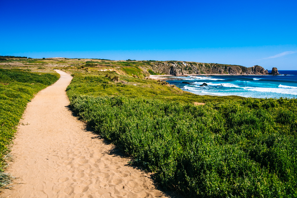 Cape Woolamai walking trail