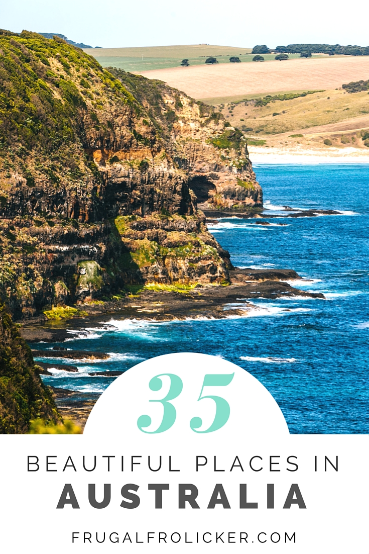 35 of the Most Beautiful Places in Australia