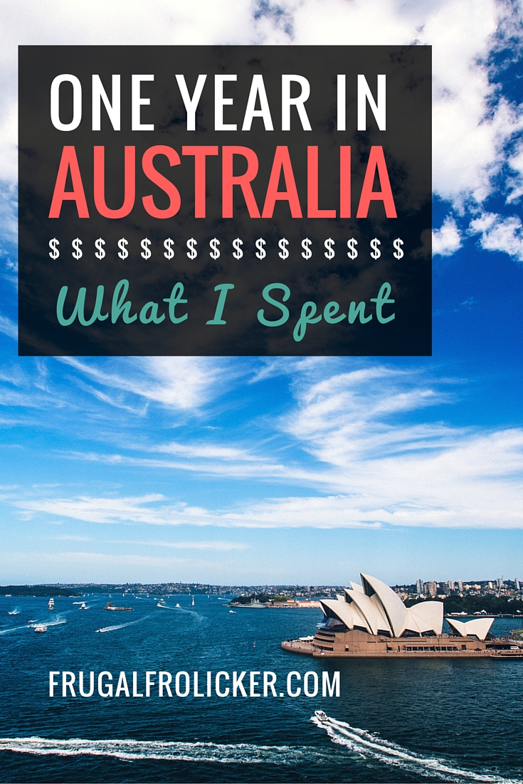 Budgeting for Australia
