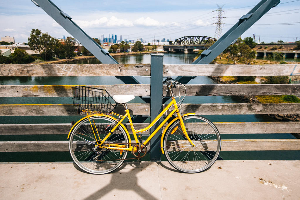 melbourne cycling