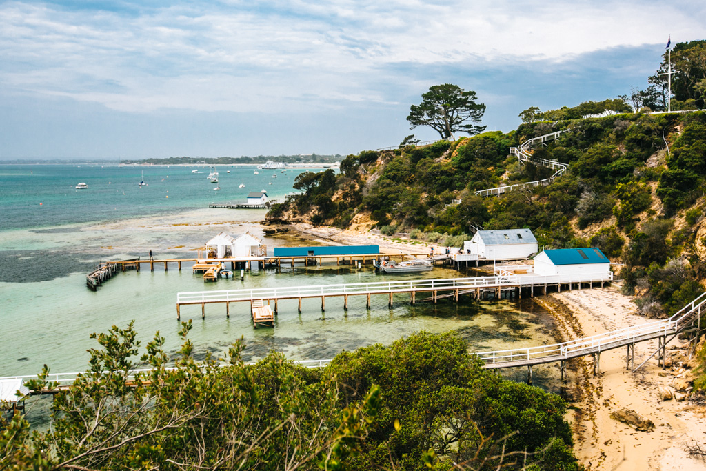 best beaches Mornington Peninsula