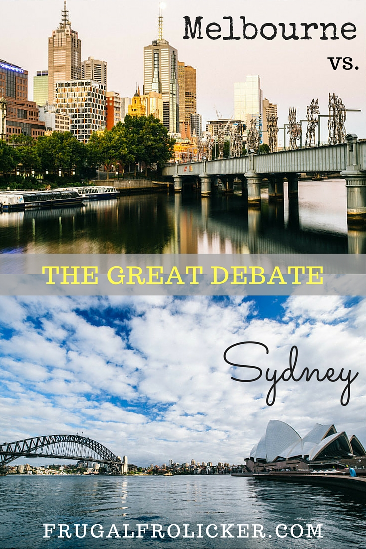 Melbourne vs. Sydney: Which is Better?