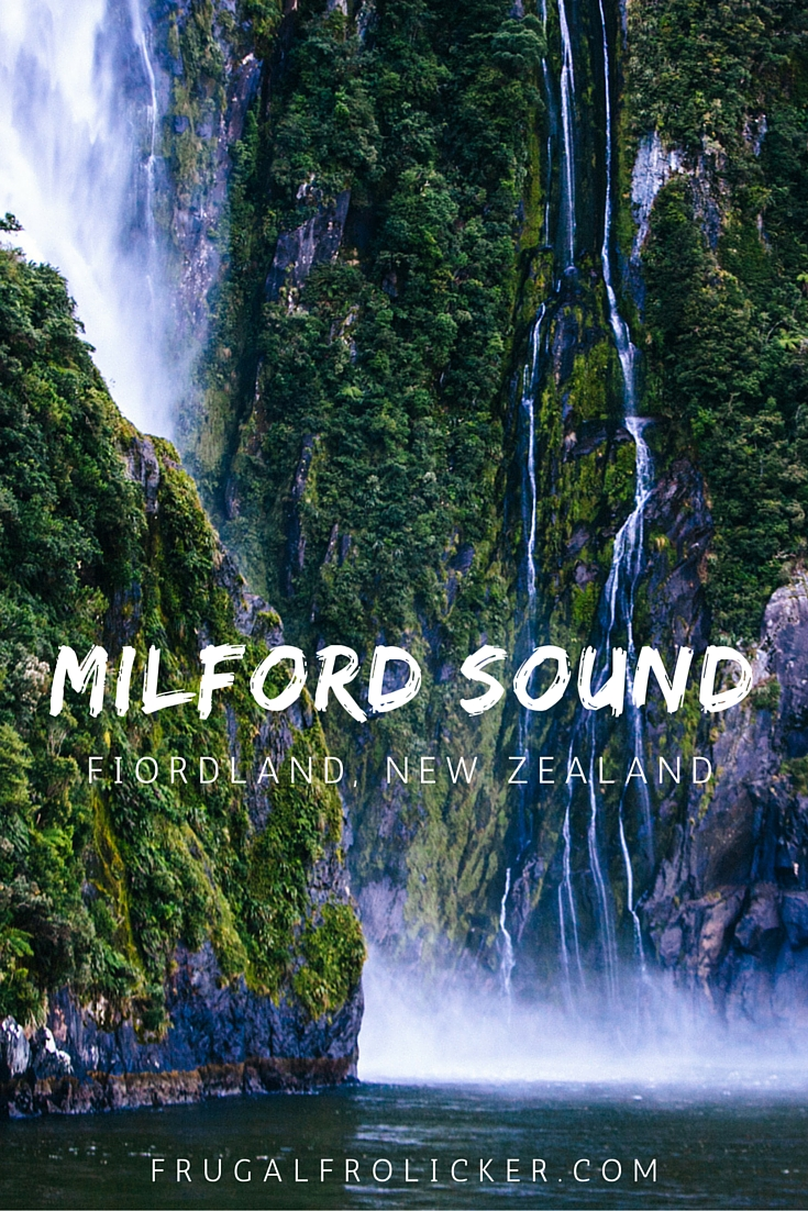 Photos From Milford Sound