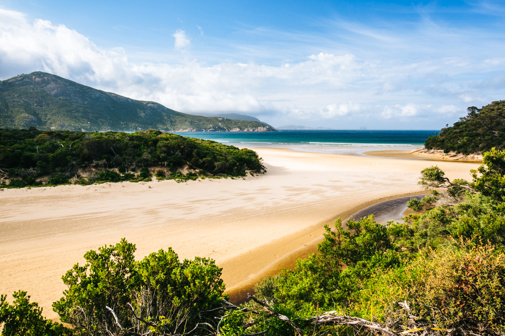 Wilsons Promontory walks