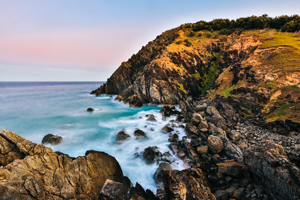 Cape Byron rock pool