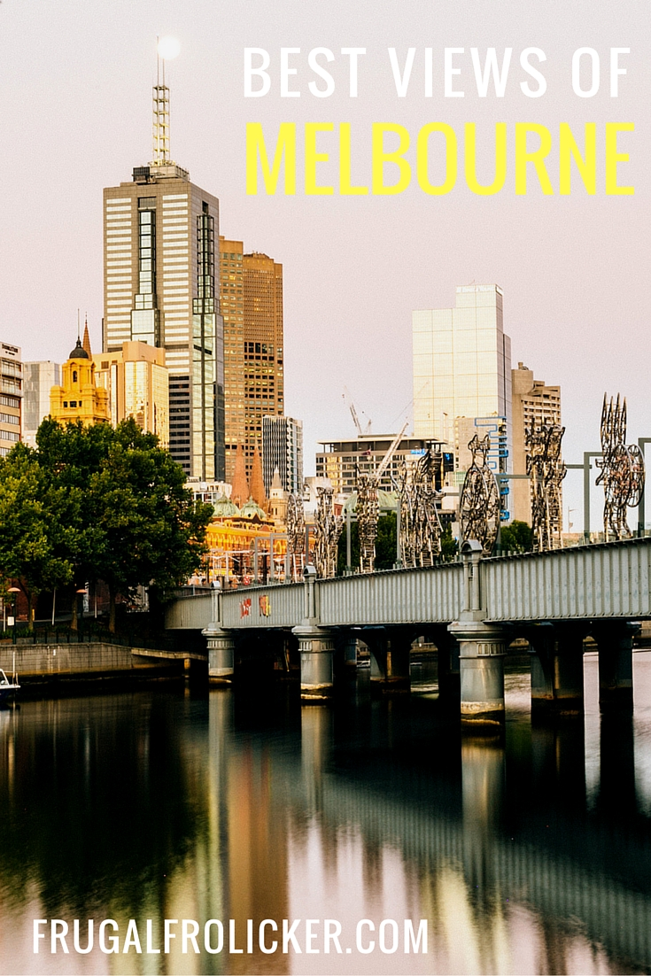 Best Views of Melbourne, Australia
