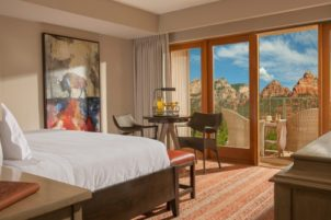 boutique hotel in sedona