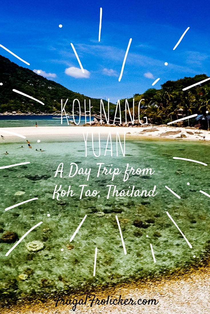 Day Trip to Koh Nang Yuan