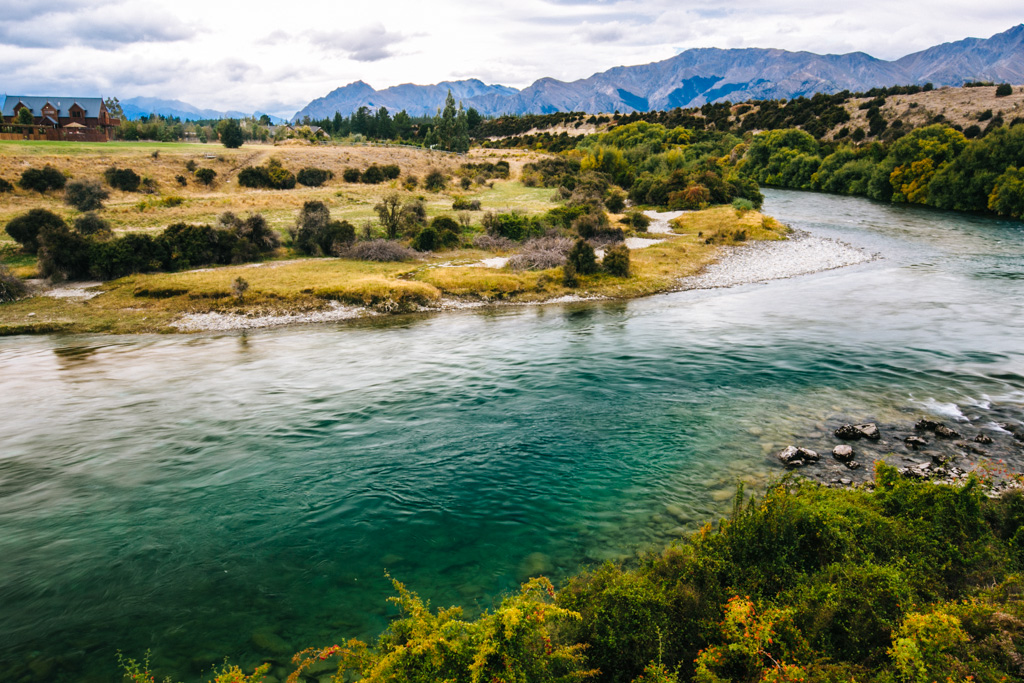 Hawea River Trail