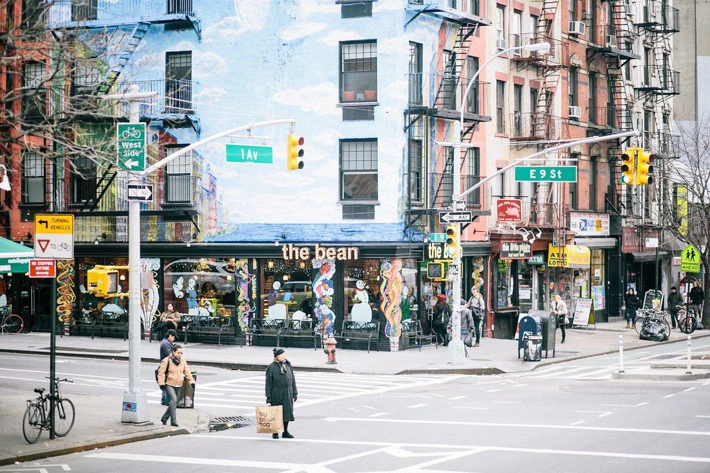 NYC itinerary 5 days