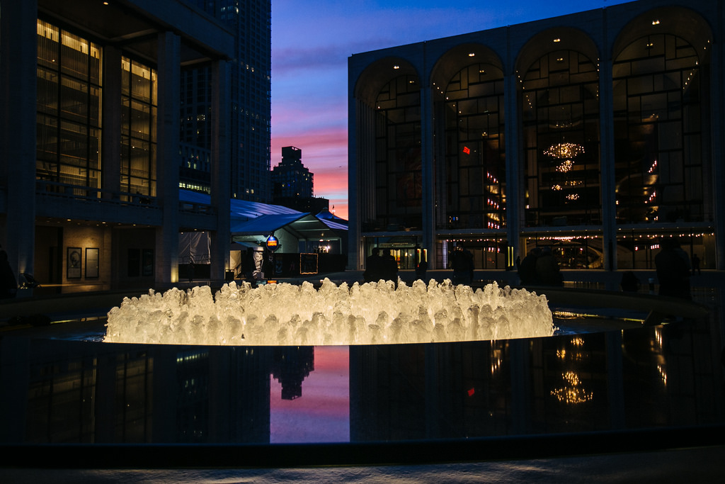 NYC Lincoln Center