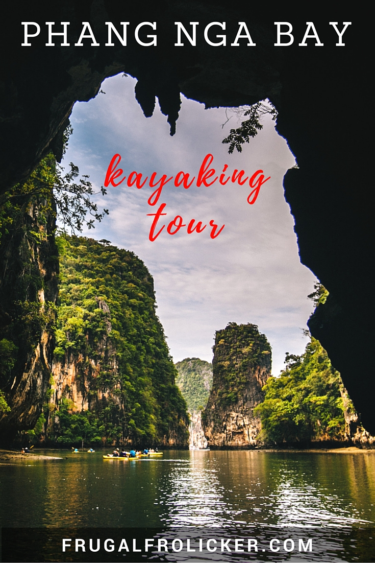 Kayaking Thailand: a Phang Nga Bay kayak trip