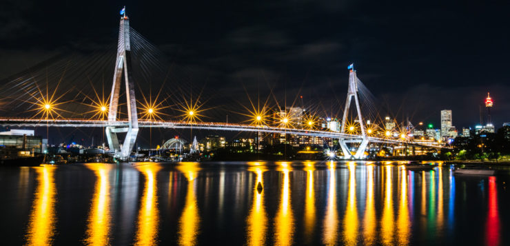 blackwattle bay sydney