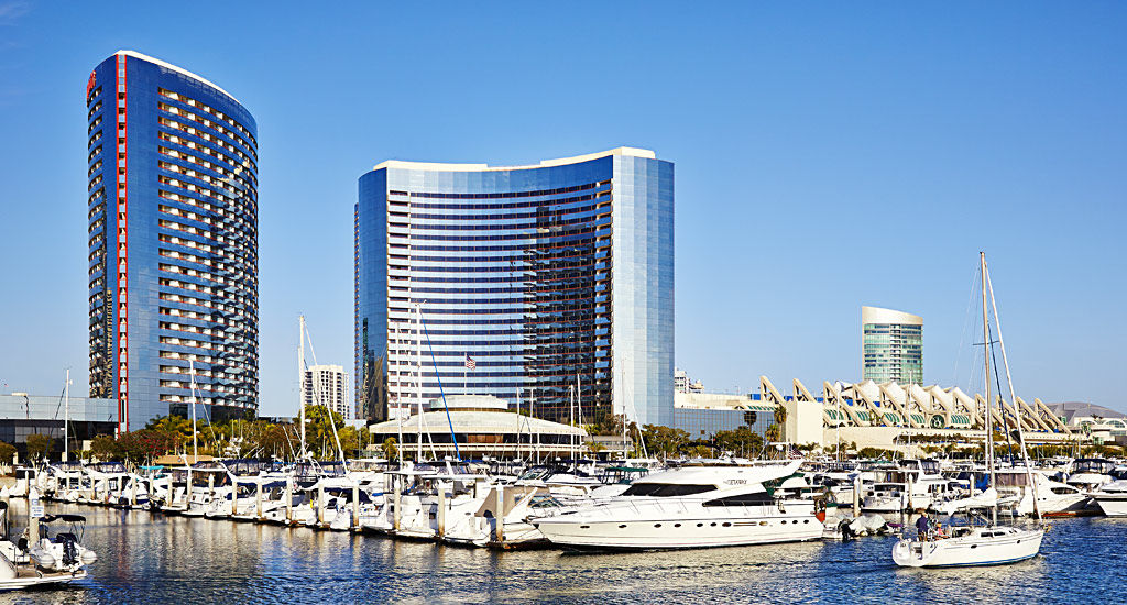 marriott san diego