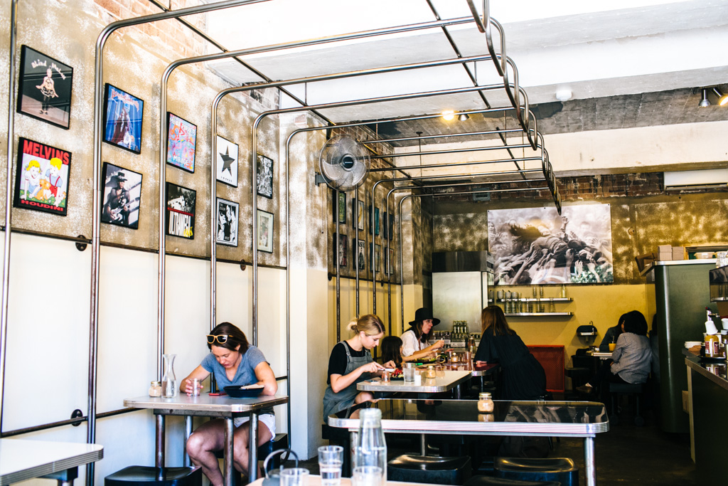 manly cafes