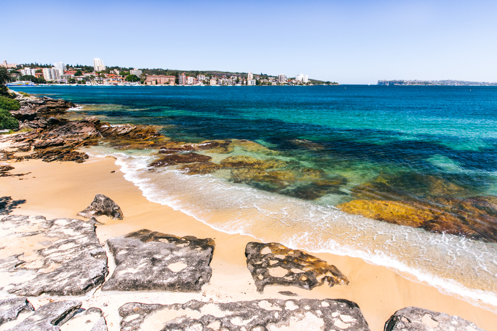 delwood beach manly
