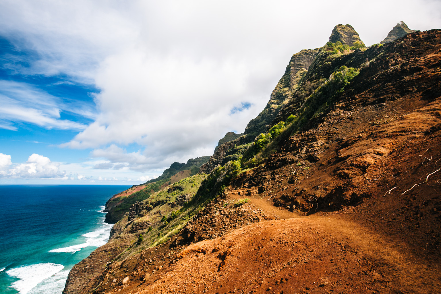 hiking kalalau trail without permit