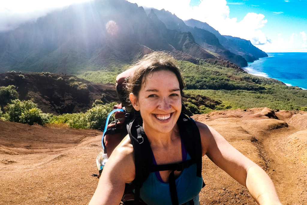 kalalau trail packing