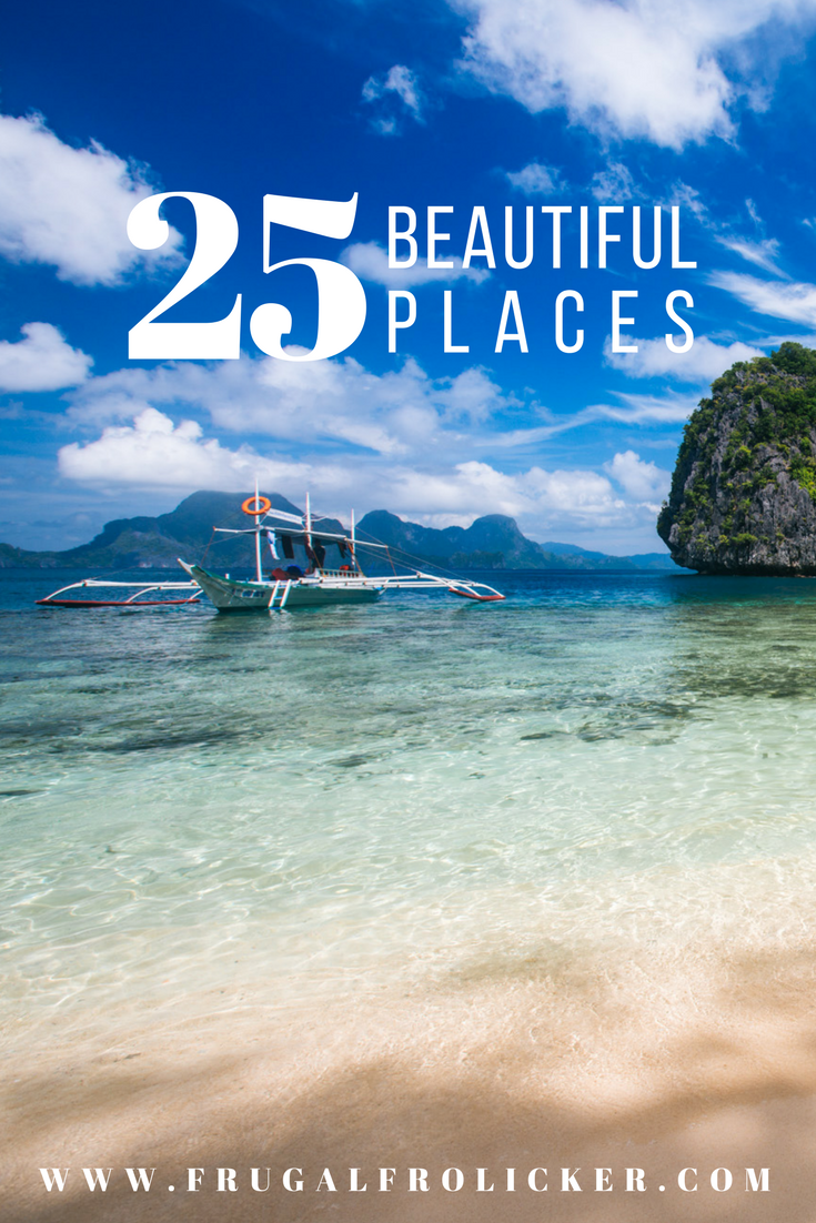 beautiful places in the world