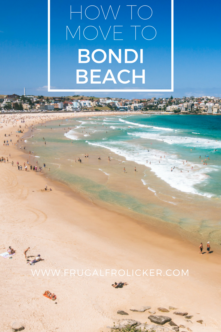 move to bondi beach