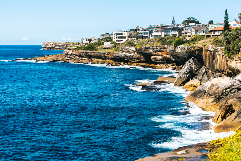 coogee to maroubra coastal walk