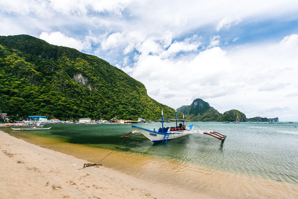 what to do in el nido when raining