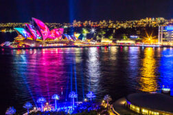 vivid sydney travel blog